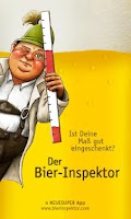 Screenshot of Bier-Inspektor