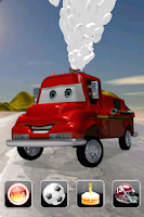 Screenshot of Ralph the Fire Car Free