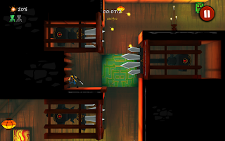 Screenshot of Shadow Blade Lite