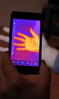 Screenshot of Thermal Camera