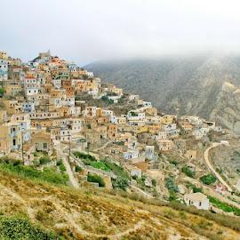 Olympos village by Boštjan Henigman - Landscapes Travel ( ancient, village, greece )