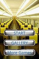 Screenshot of Train Puzzle:Akita Shinkansen