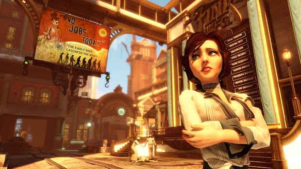 Levine hoping for a GOTY of BioShock Infinite on the PS4