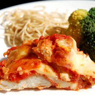 Easy Chicken Parmigiana Sauce Recipes