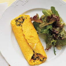 Herb-Filled Omelet