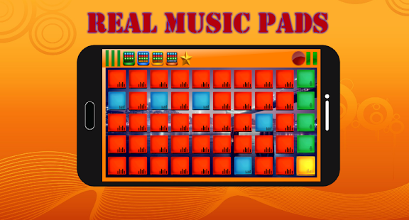 MUSIC PADS - screenshot