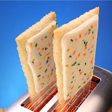 Strawberry 'Pop Tarts'