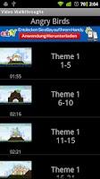 Screenshot of Video Walkthroughs