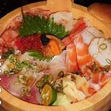 福川町すし丼飯