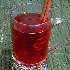 Hot Cranberry Cider