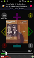 Screenshot of KicksPlayer ~Big Music Player~