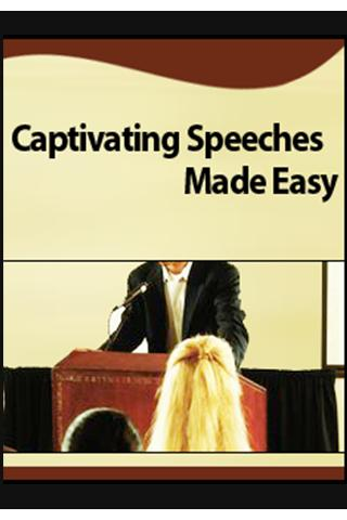 Captivating Speeches Made Easy