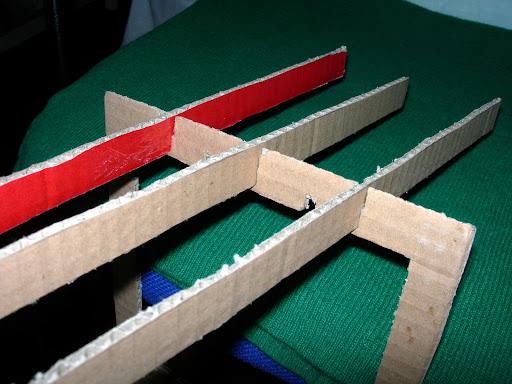 Mobili di cartone greenland ecoblog - Costruire mobili in cartone ...