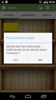 Screenshot of BakkAl(Broşür,A101,Bim Aktüel)