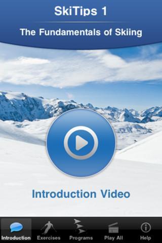 SkiTips 1 Skiing Fundamentals