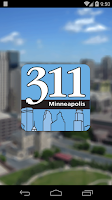 Screenshot of Minneapolis 311