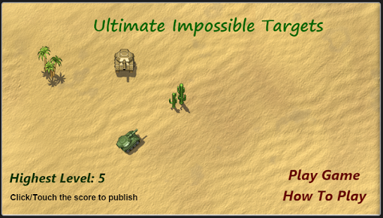 Ultimate Impossible Target - screenshot