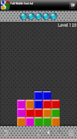Screenshot of Puzzle Blocks (brix)