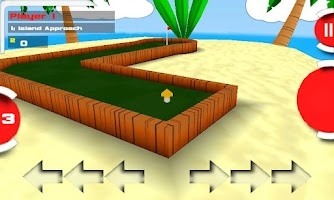 Screenshot of Golf Par Tee (Ad Free)