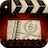 Movies and trailers mobile app icon