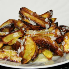 Garlic Oven Fries