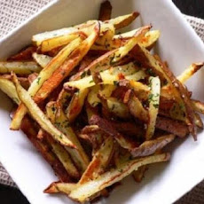 Baked French Fries I