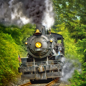 Cruising by Nickel Plate Photographics - Transportation Trains