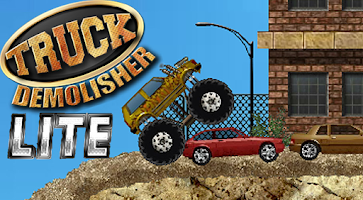 Screenshot of Truck Demolisher