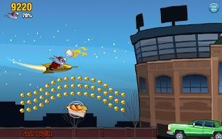 Screenshot of GoGo Santa