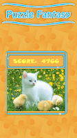 Screenshot of Cute Animal Puzzle Kids Game
