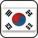 Flag of South Korea doo-dad icon