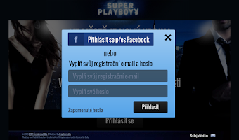 Screenshot of Super Playboy