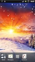 Screenshot of Winter Live Wallpaper HD FREE