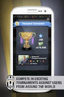 Screenshot of Juventus Fantasy Manager '14