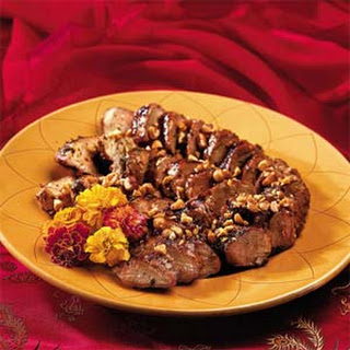 Jamaican Pork Tenderloin with Sauce Caribe