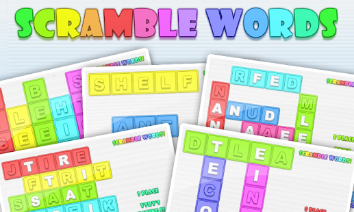 Words and Riddles: Crosswords