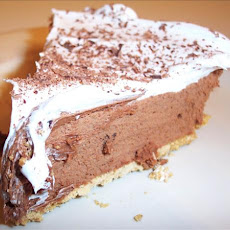 Kelly's French Silk Chocolate Pie