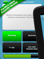 Screenshot of Quizduell
