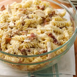 chicken pasta italian chicken pasta salad chicken pasta salad recipe ...