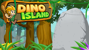 Screenshot of Dino Island