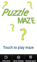 Screenshot of Puzzle Maze