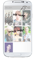Screenshot of TEEN TOP CHANG JO Lockscreen