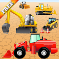 Descargar Digger Puzzles for Toddlers 1.0.7 APK