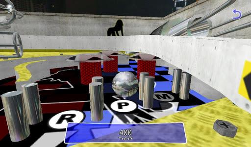 4 Wheels Pinball - screenshot