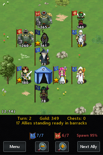 Kingturn RPG - screenshot