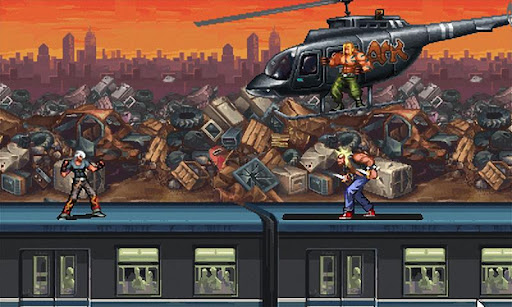 king-fighter for android screenshot