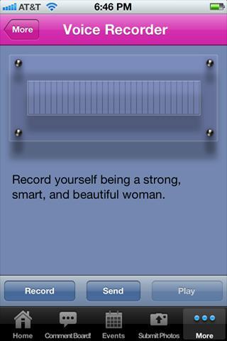 【免費社交App】Wondrous Women-APP點子