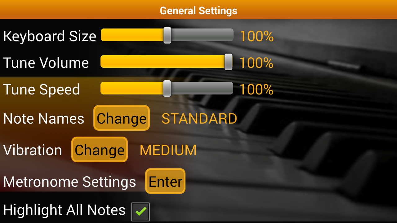 Piano Scales & Chords Pro Screenshot 5