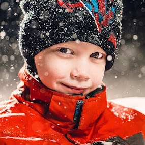Winter fun by Kevin Stacey - Babies & Children Child Portraits