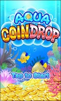 Screenshot of Coin Drop AQUA Dozer Games